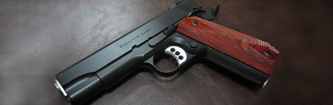 Florida Gun Exchange carries Ed Brown Custom 1911
